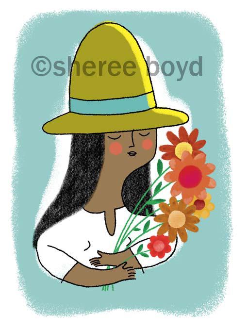 WomanHOLDSflowers.jpg