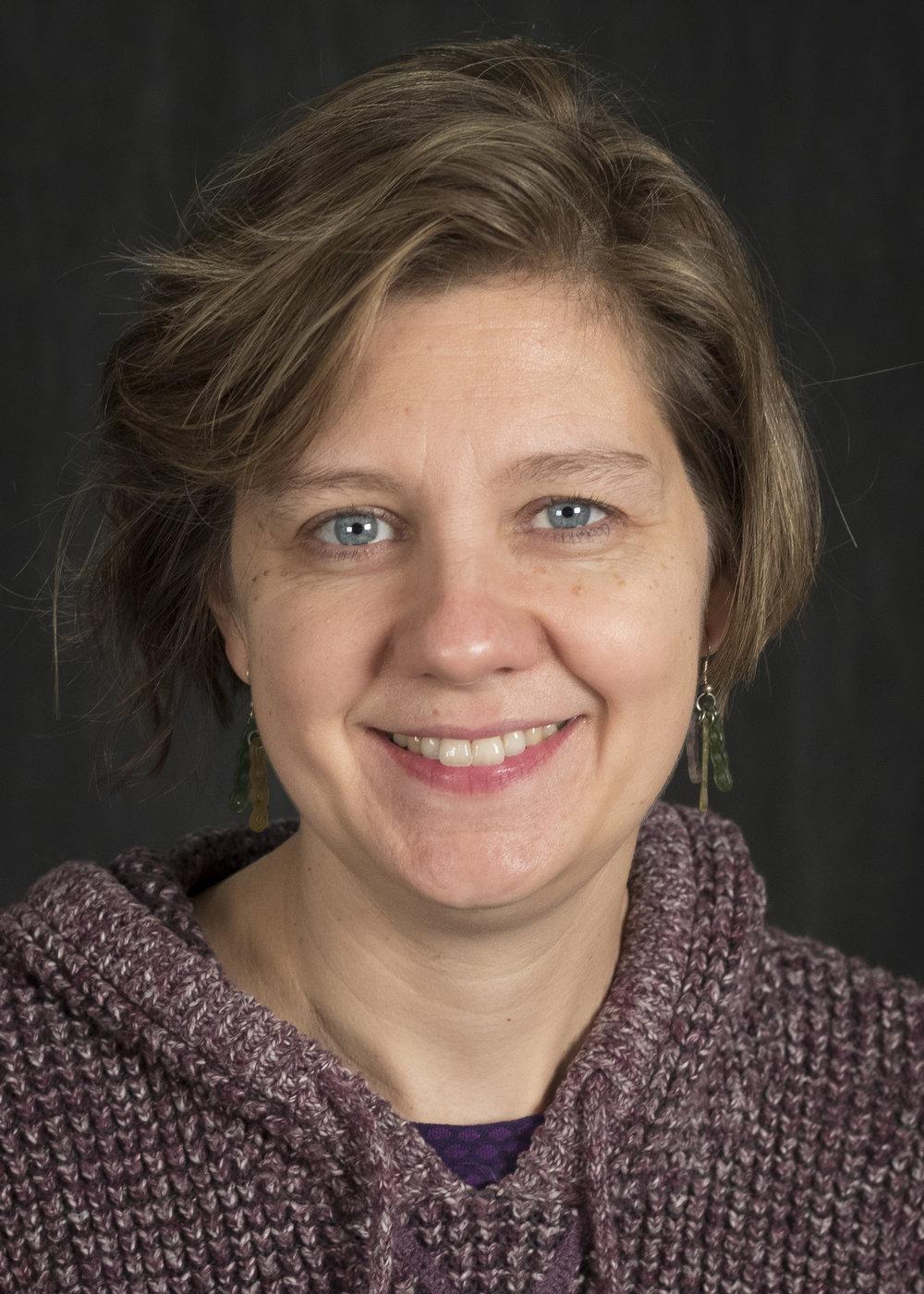 Ellen Garcia Teacher photo