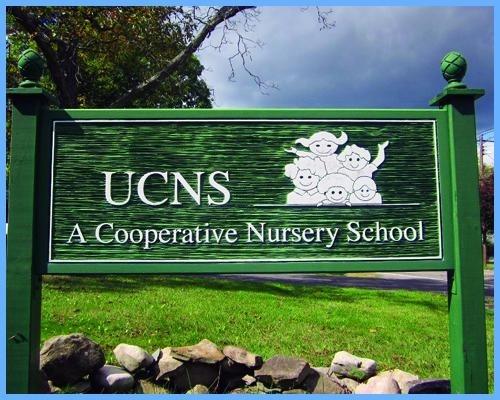 UCNS sign