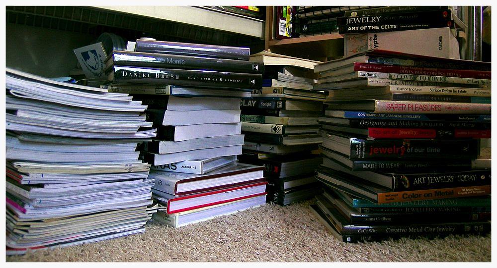 studio library culling kathy van kleeck