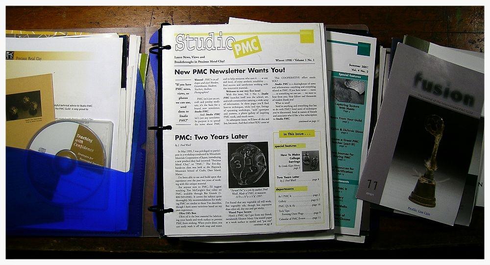 studio pmc newsletters kathy van kleeck