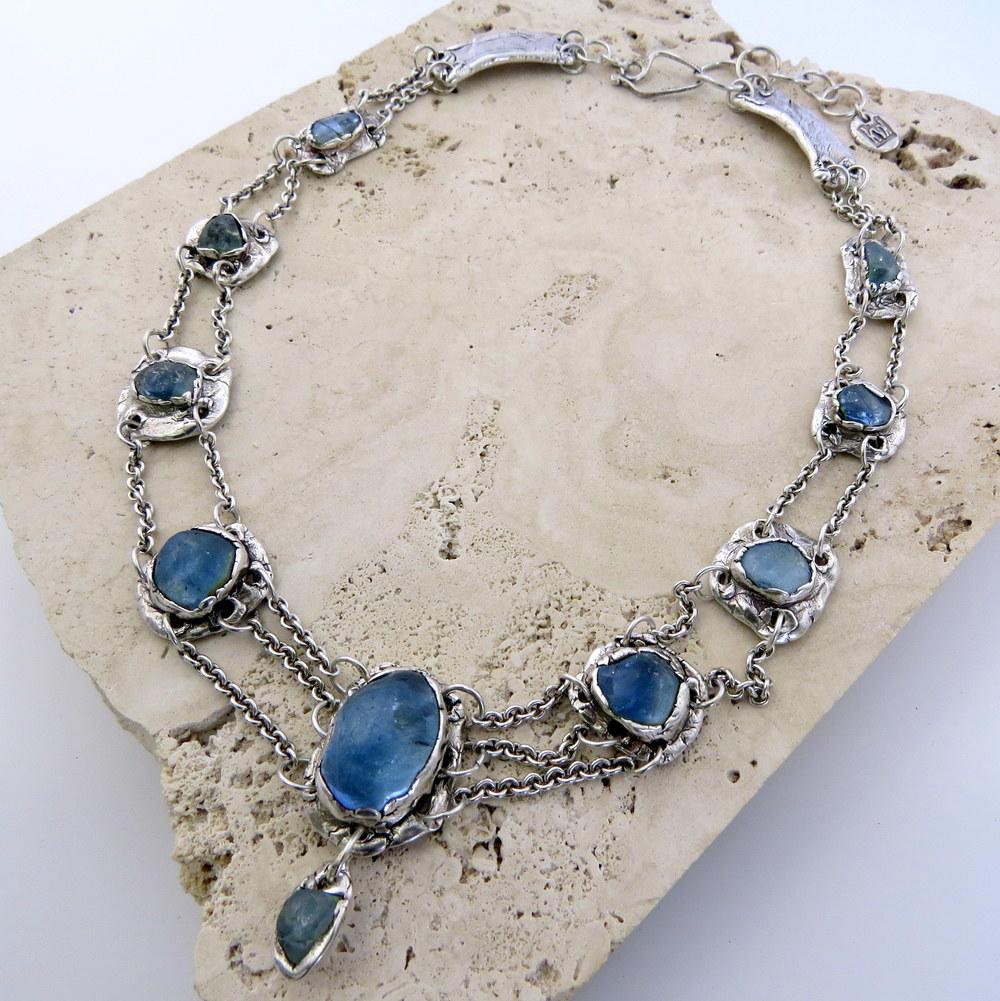 Ocean Goddess Collar Kathy Van Kleeck