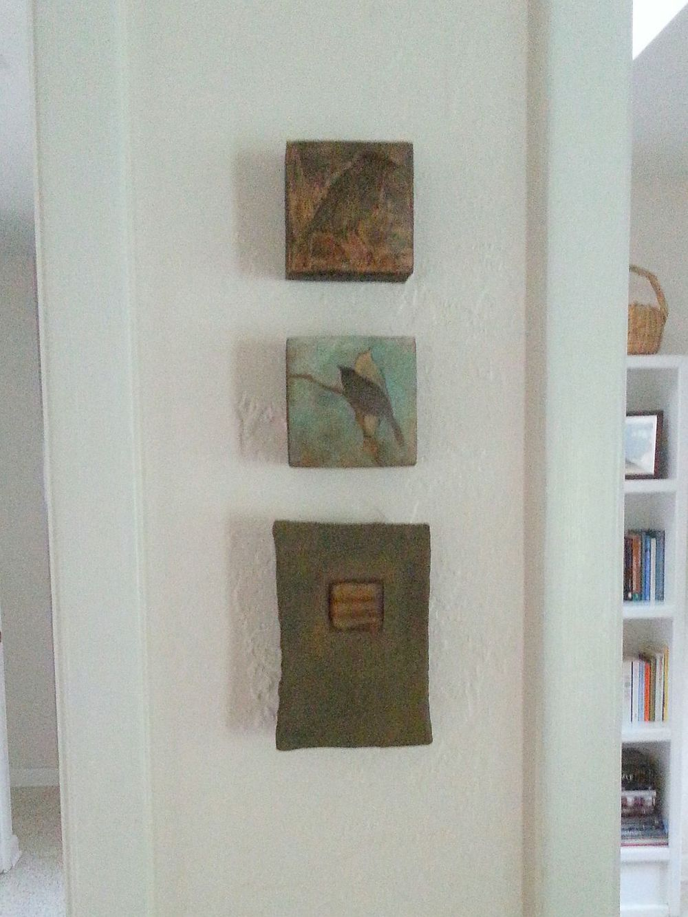 Melisa Cadell  wall pieces
