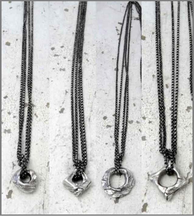 super chunk pendants kathy van kleeck