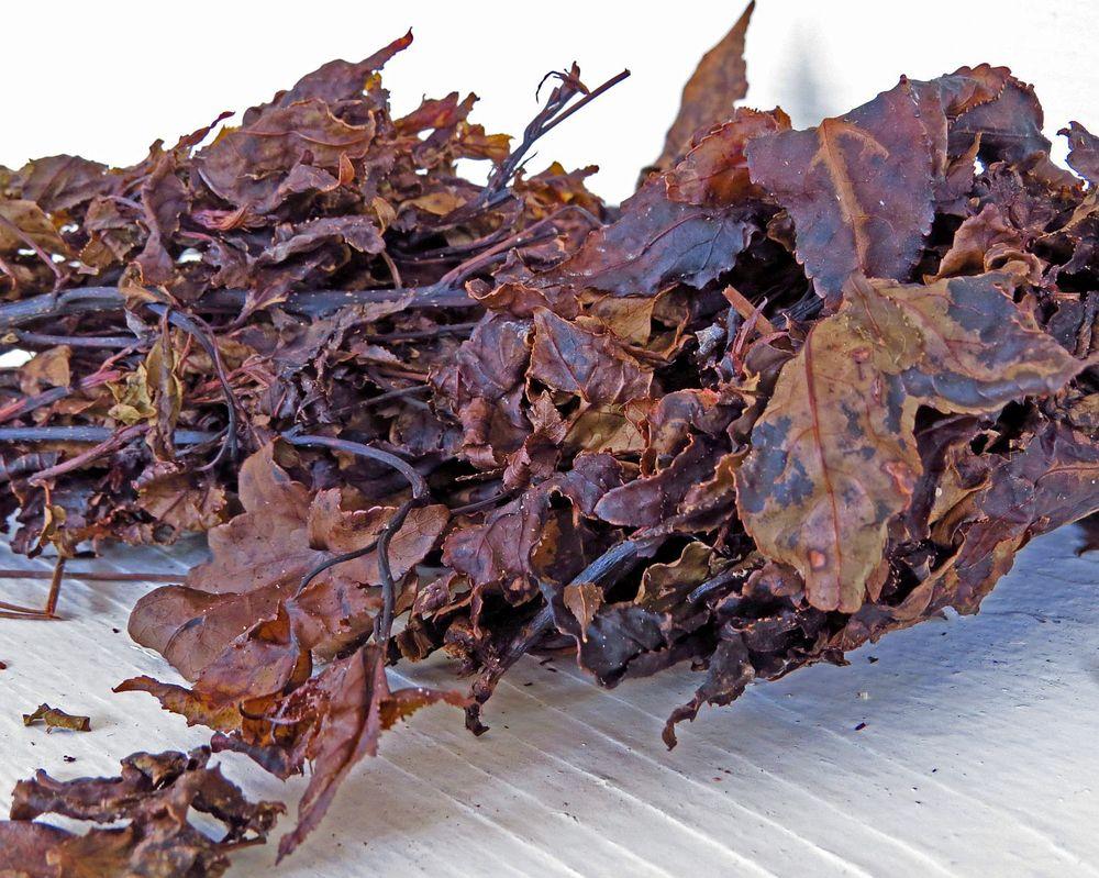 matted leaf cluster
