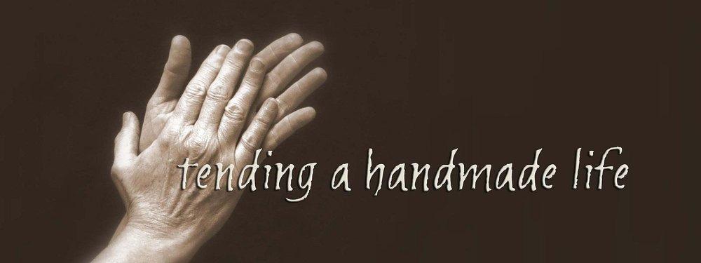 tending a handmade life kathy van kleeck