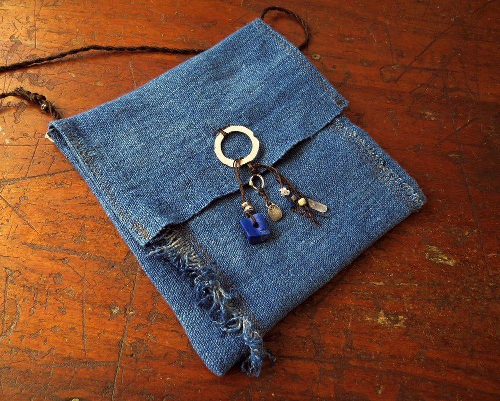 indigo talisman bag 8 kathy van kleeck.JPG