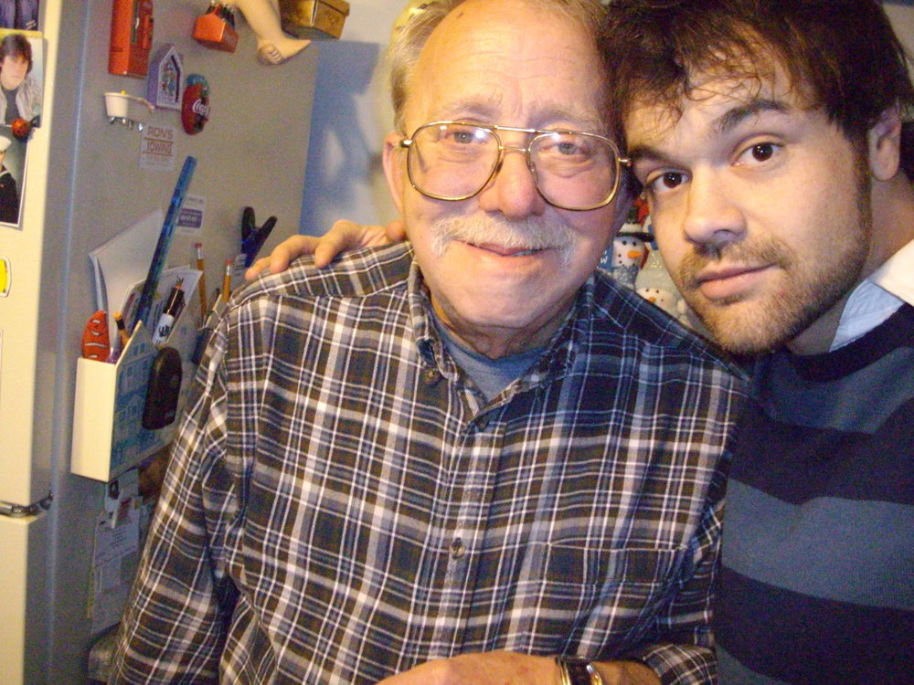 My Stepfather Wayne and I 2011