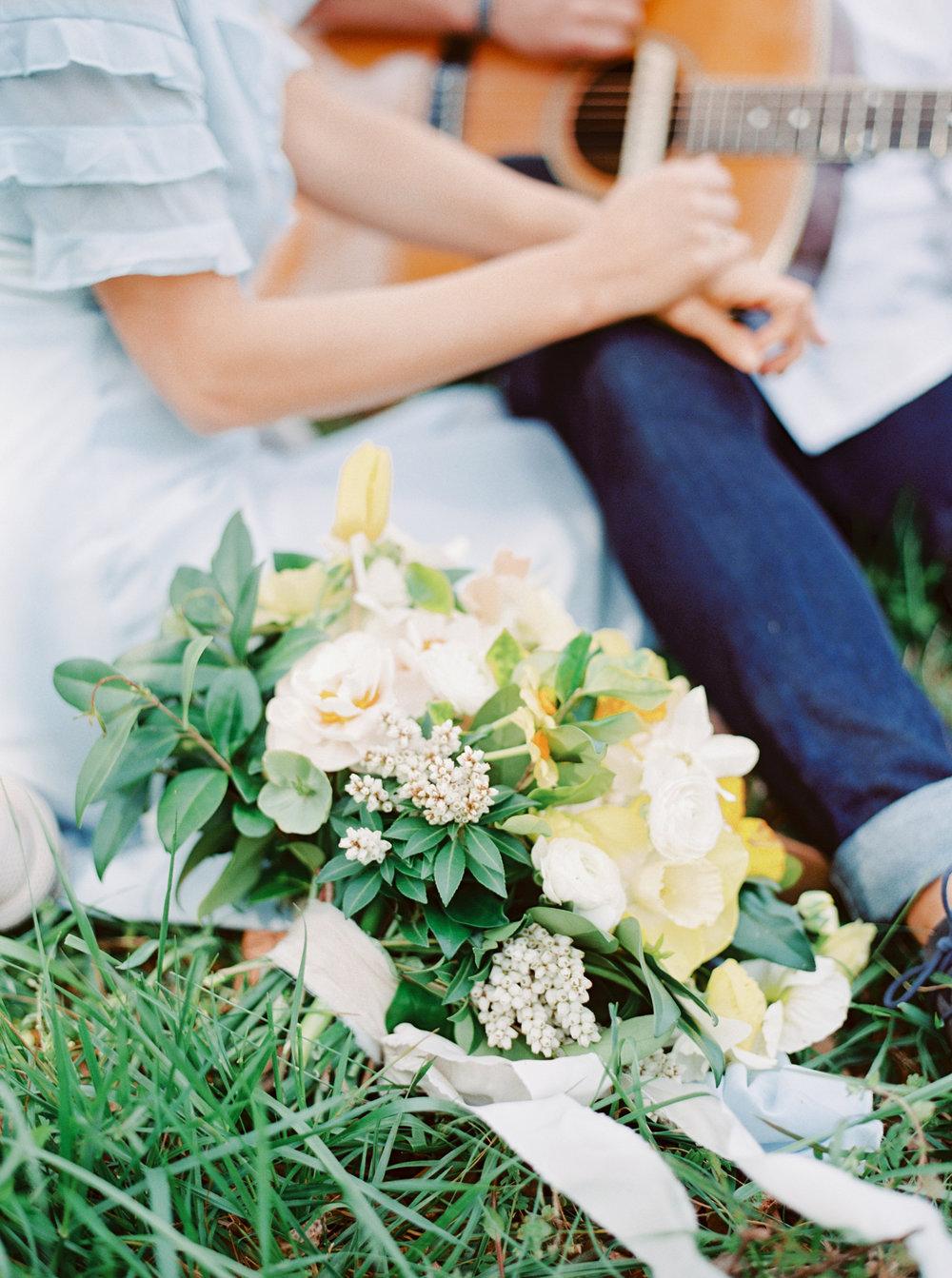 hannah forsberg atlanta wedding photographer whitney spence anniversary session with miniature donkeys and horse-17.jpg