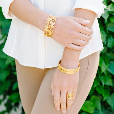 Versailles Bracelet (top hand) $85