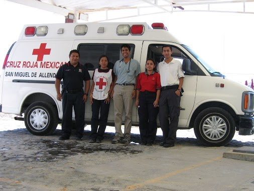 Cruz Roja-San Miguel de Allende, Guanajuato, Mexico