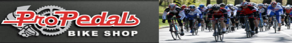 Pro Pedal Bike Shop 682 South White Horse Pike Hammonton, NJ 08037 609.561.3030 http://www.propedalsbikeshop.com