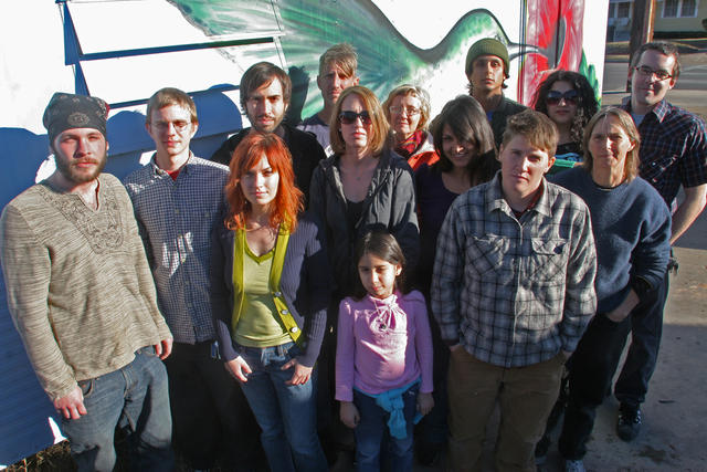 Austin Informant Working Group 2008