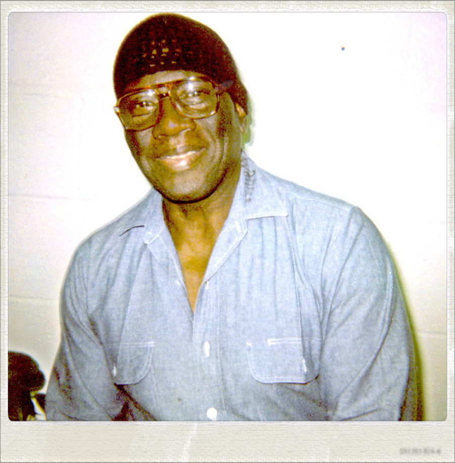 Photo of Herman Wallace, courtesy of Ann Harkness,