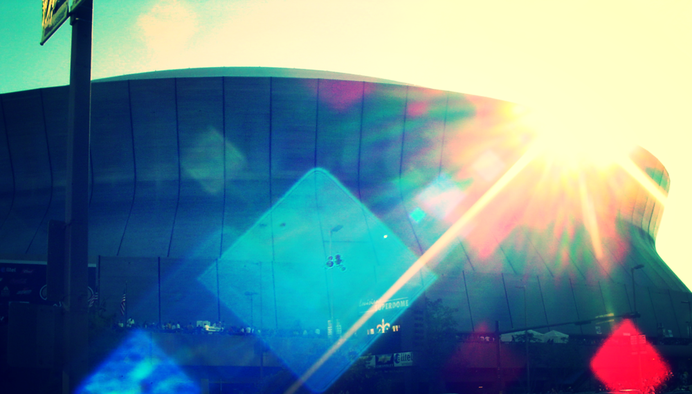 New Orleans Superdome 2006