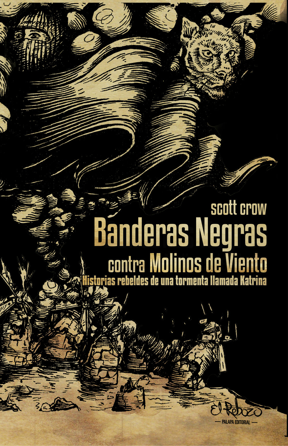 Black Flags banderas negras tapa Spanish FRONT FINAL.jpg