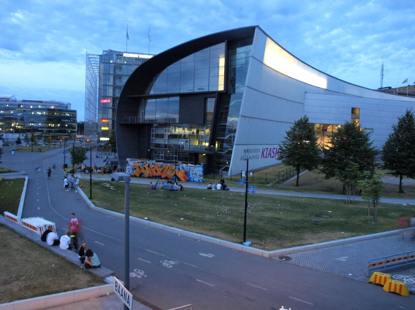 Kiasma Museum of Contemporary Art. 2013.