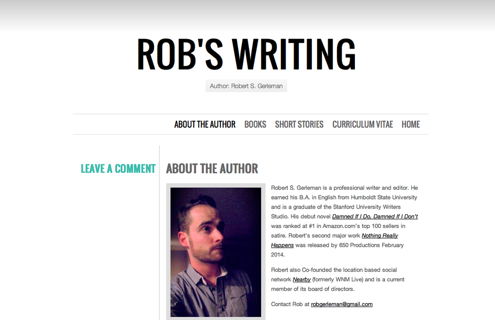 robswriting.com