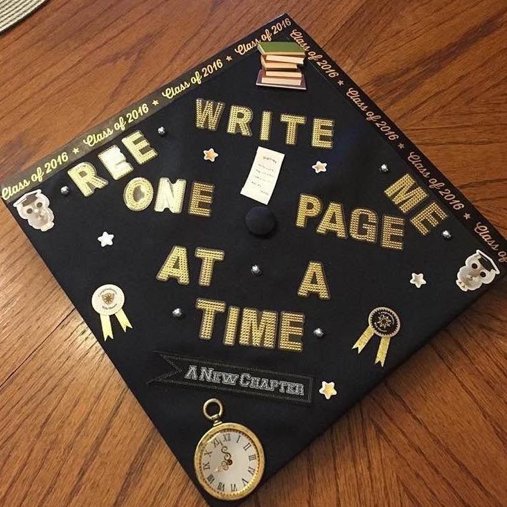 English major graduation thesis