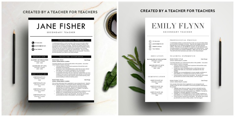 you can shop for resume templates in the write stuff etsy shop here you can also follow the write stuff on facebook pinterest and instagram - English Major Resume