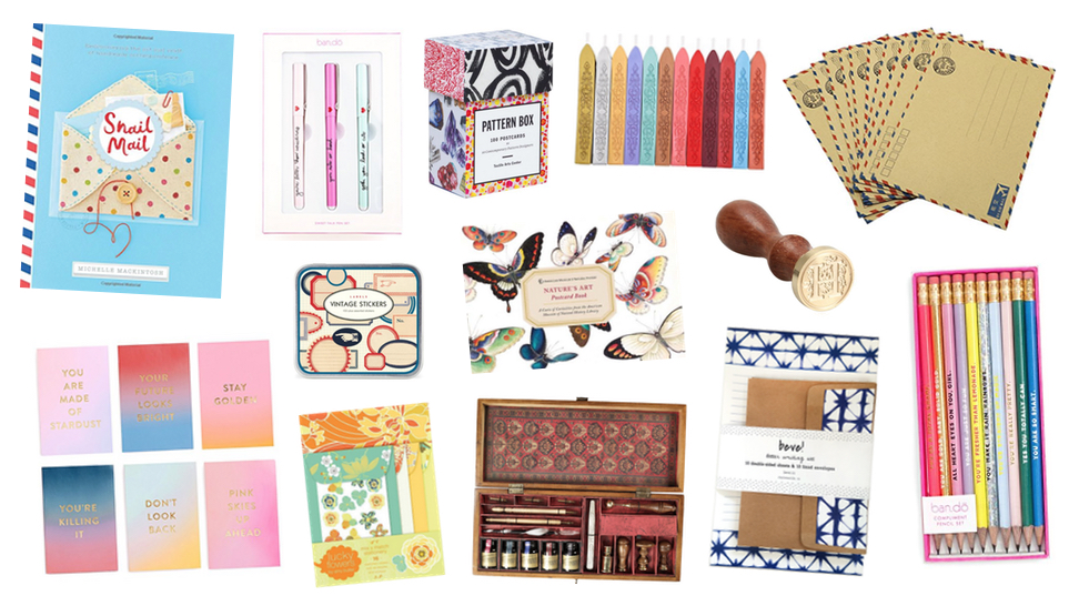 The ultimate gift guide for those who love writing letters dear english major