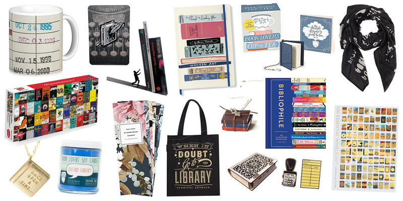 b3230921a2 The Ultimate Gift Guide for Lovers of Libraries   Books — Dear English Major