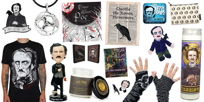 d2a6221eb Edgar Allan Poe Gift Guide — Dear English Major