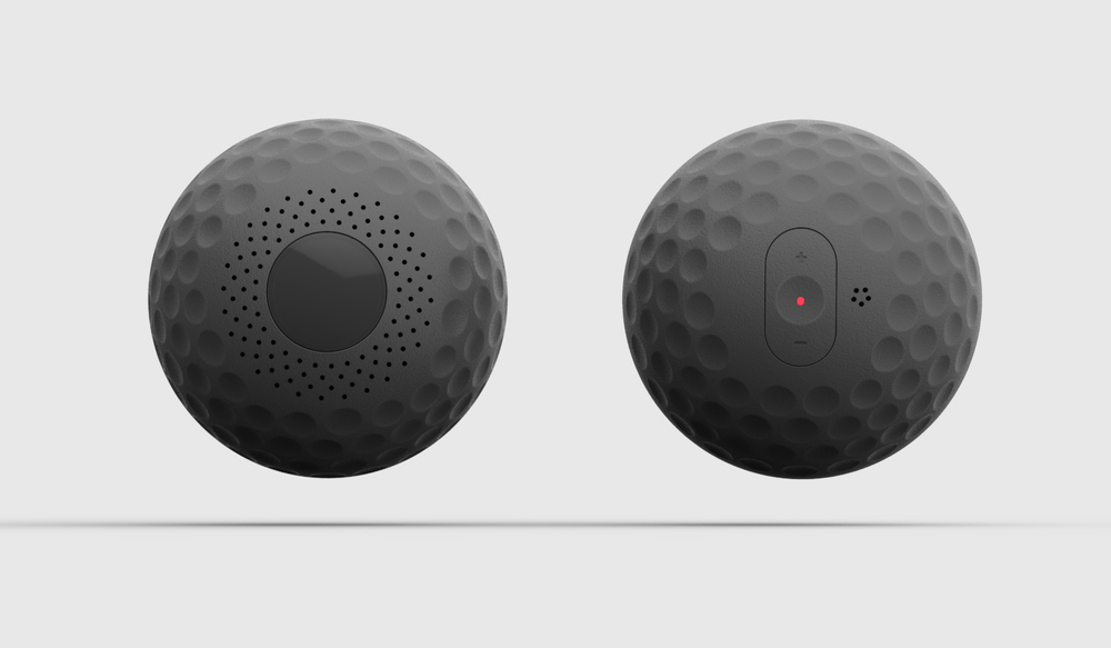 Athletic Sensor Ball