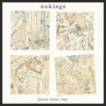 Makings (2014)  20 songs based on unpublished writings by my grandmother, acclaimed author/activist Tillie Olsen. An evocative weave of voice, guitar, piano, percussion, toy instruments and found objects brings Tillie's words to life.  For more on Makings, click  here...