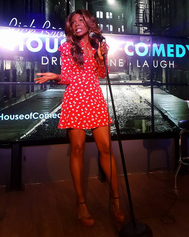 Danielle Williams Comedy
