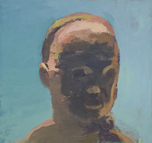 untitled, 2009 oil on canvas, 37 5/8 x 40 inches