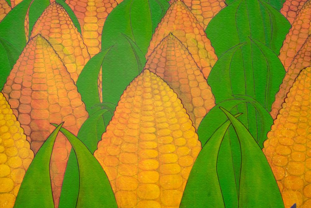 Cornmare  Detail 5