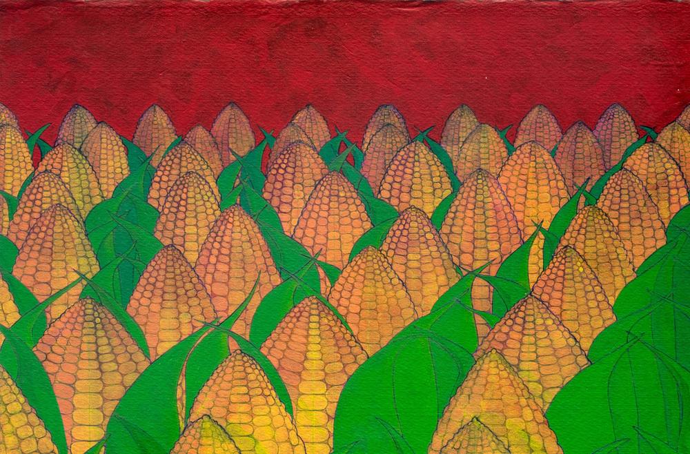 Cornmare  Detail 4