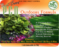 Pest Control Outdoors, Cedar Based Mosquito Insecticide