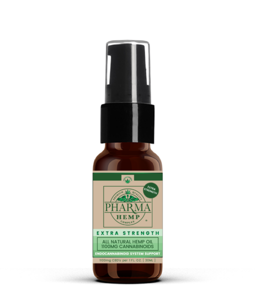 Holistic CBD Tincture Extra Strength – 1oz 1100mg $94.98 Each 1 oz bottle Extra Strength contains 1100mg total cannabinoids in an all-natural blend of essential coconut and hemp seed oil.