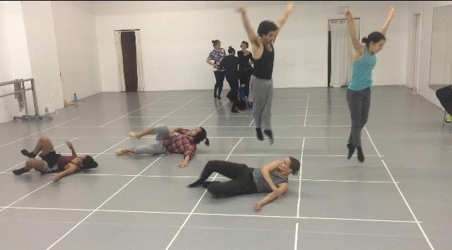 Rehearsal Pic