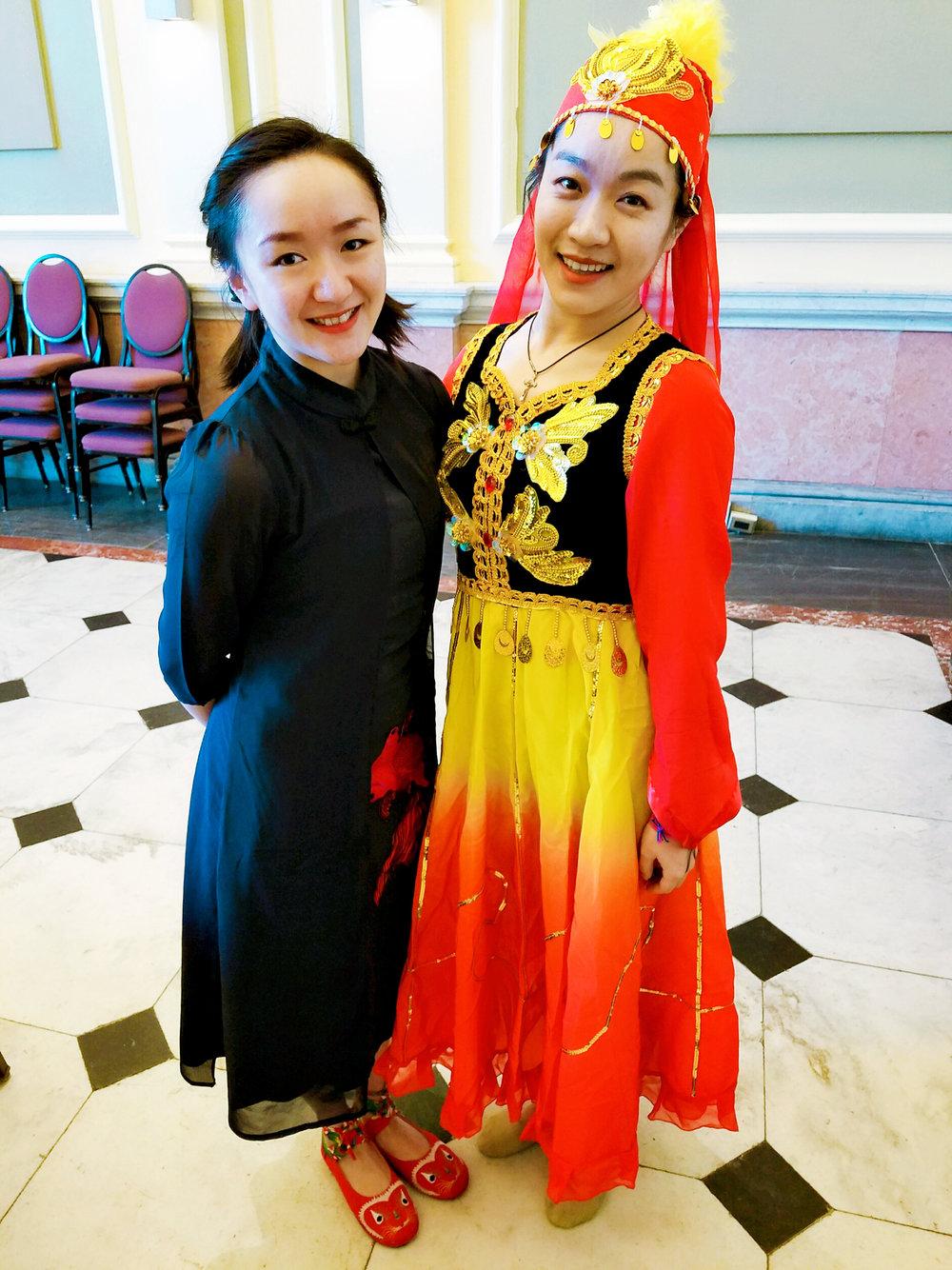 KYL/D's Lingyuan Zhao and Weiwei Ma