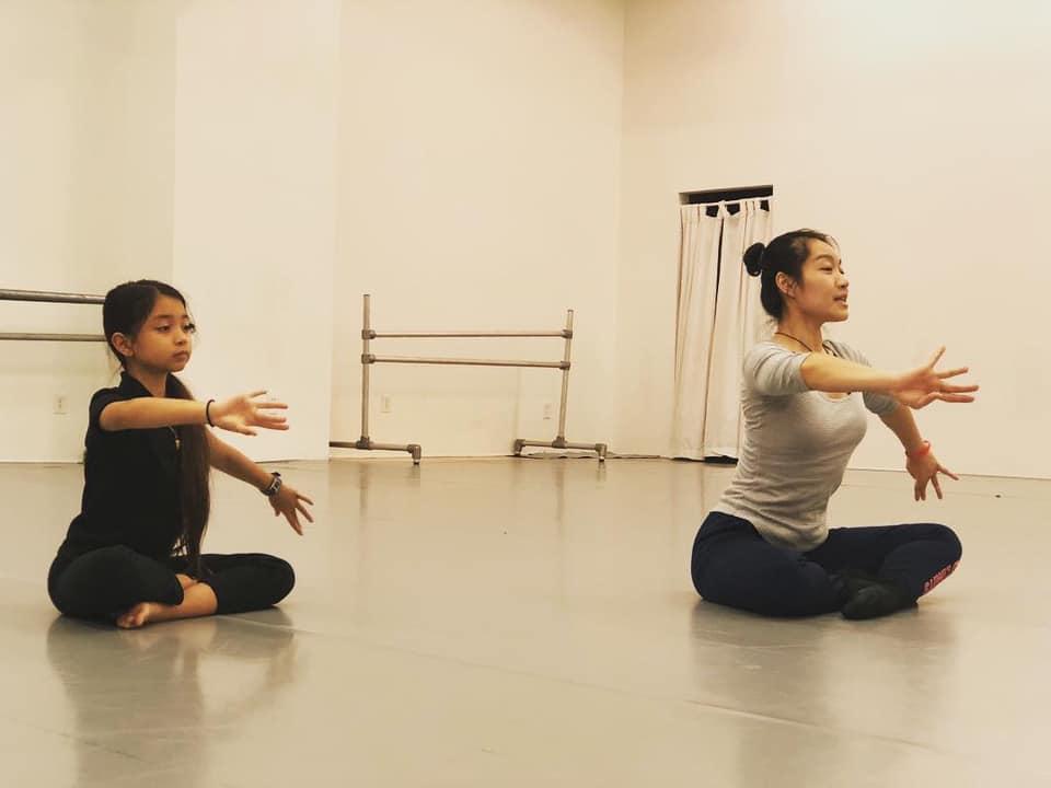Weiwei Ma and Malaya Gavino Photo