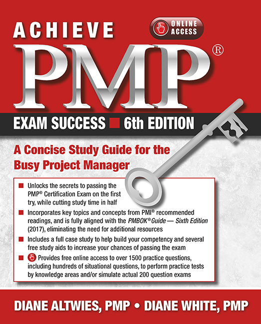 New Achieve Pmp Exam Success 6th Edition Core Performance Concepts