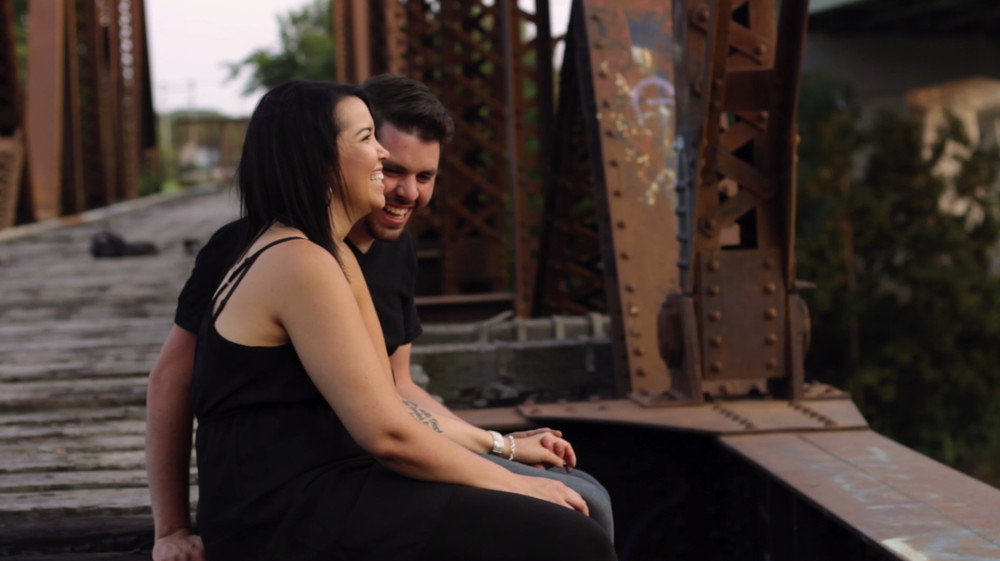 Kelly and Eldon's Engagement Shoot