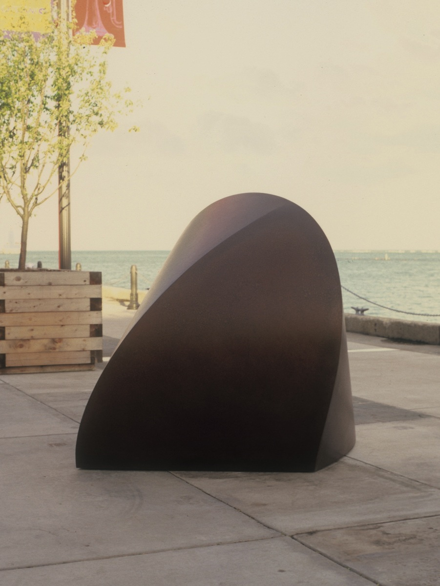 'Pitch', installed on Chicago Navy Pier, 1997