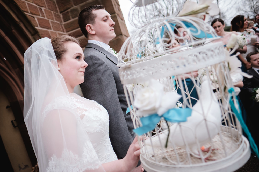 Heather and Simon  - Fir Grove Hotel - Warrington | Wedding