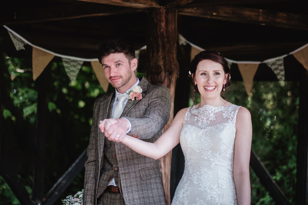 Laura and Kevin - Manley Mere Cheshire | Wedding