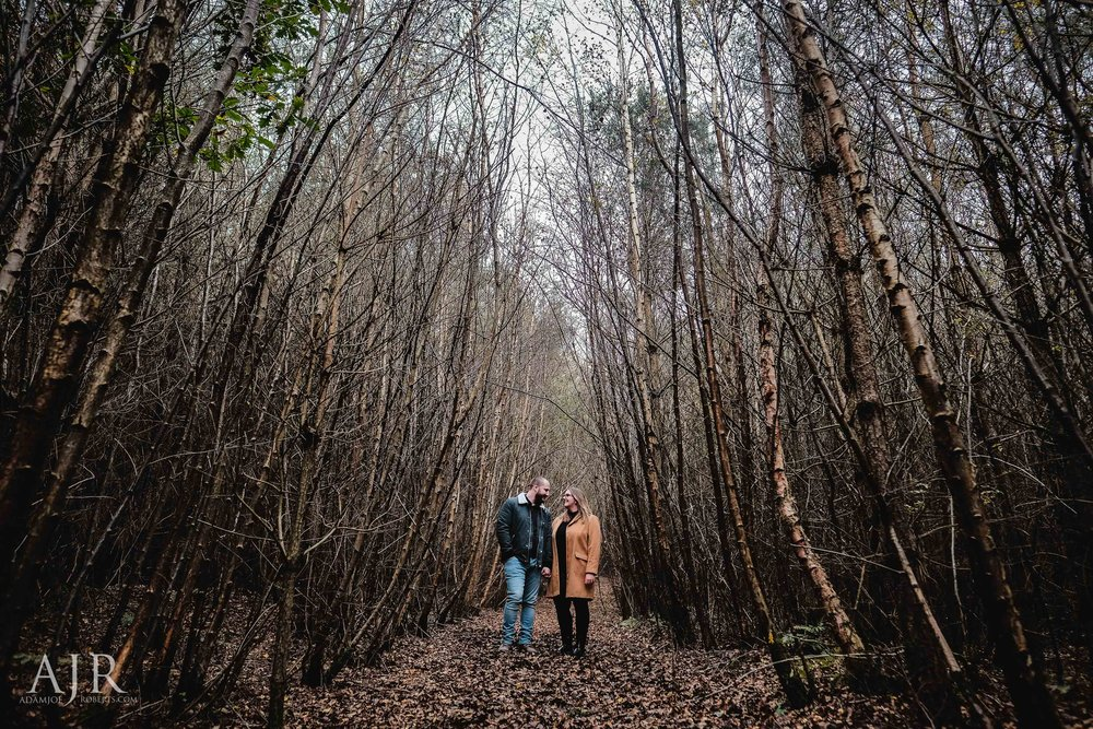 Rachael and Mike - Delemere Forest - Cheshire | Nearly Wed