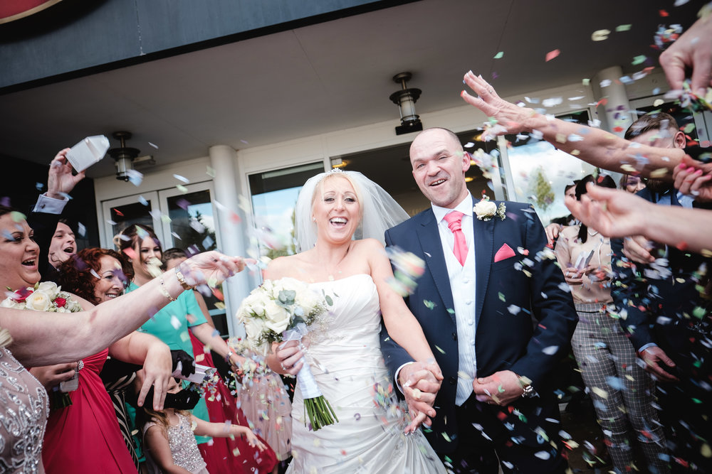 Leanne and Gary - Speke Plaza - Liverpool | Wedding