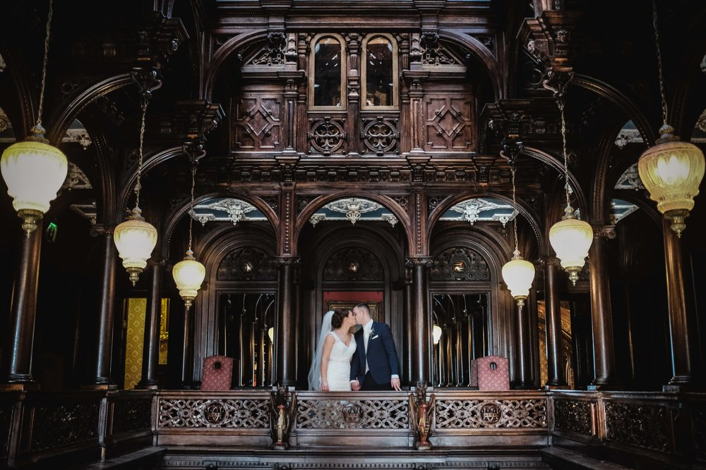 Laura and Tom - Crewe Hall - Crewe | Wedding