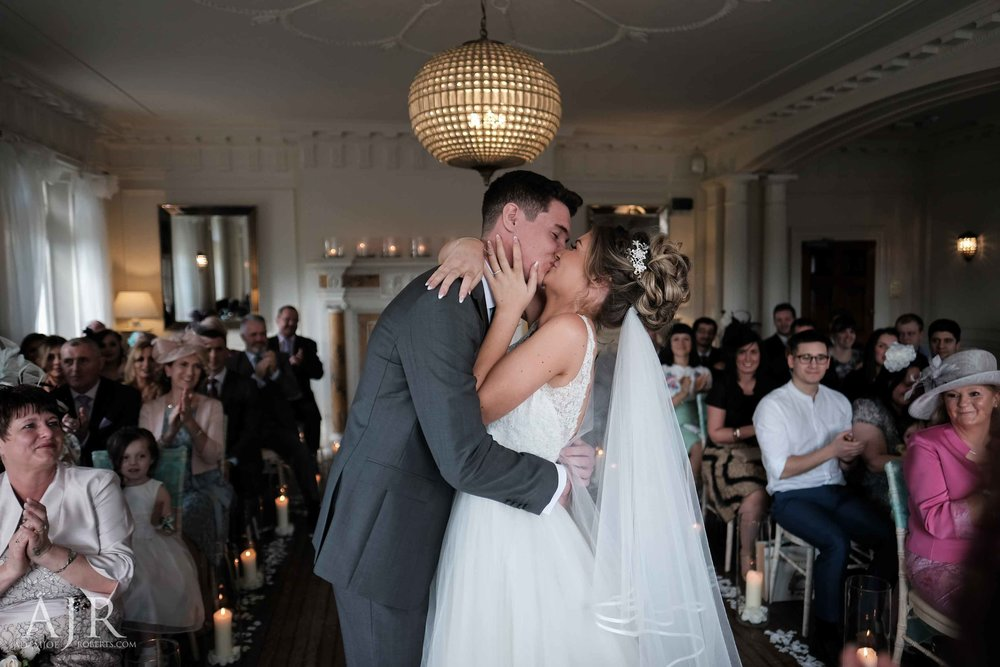Victoria and Liam - Eaves Hall Clitheroe | Wedding