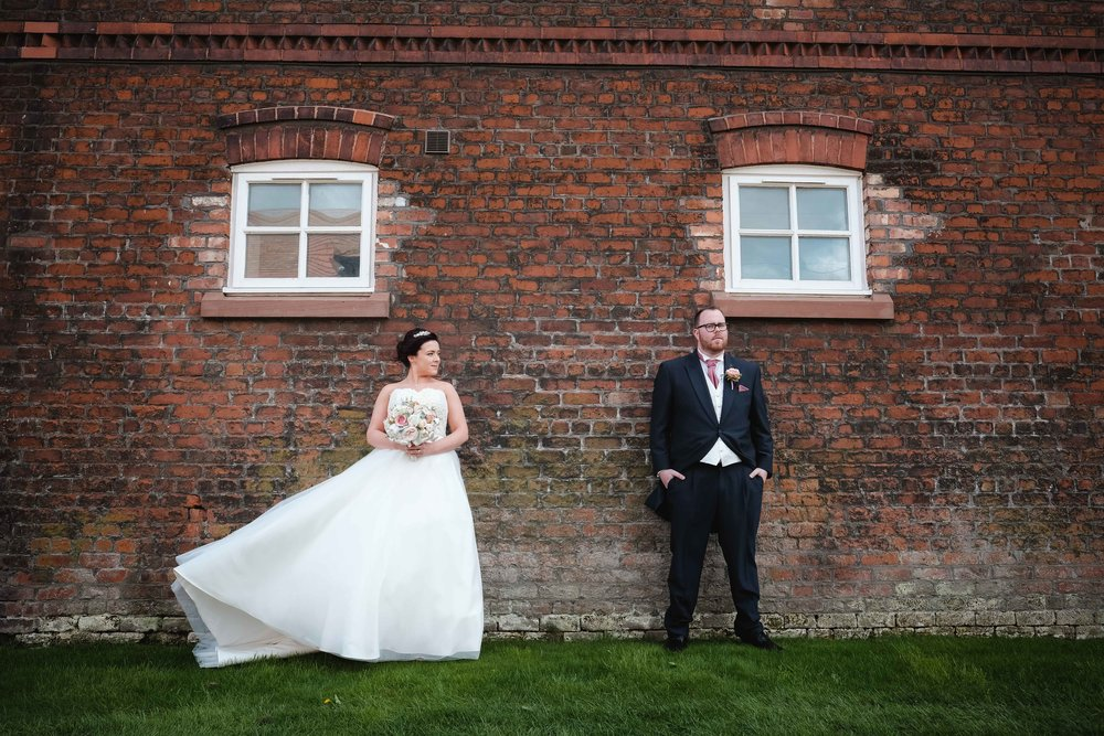 Claire and Jay - Eccleston Park Liverpool | Wedding