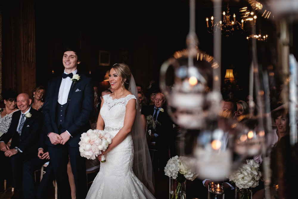 Rebecca and Adam - Thornton Manor - Cheshire | Wedding