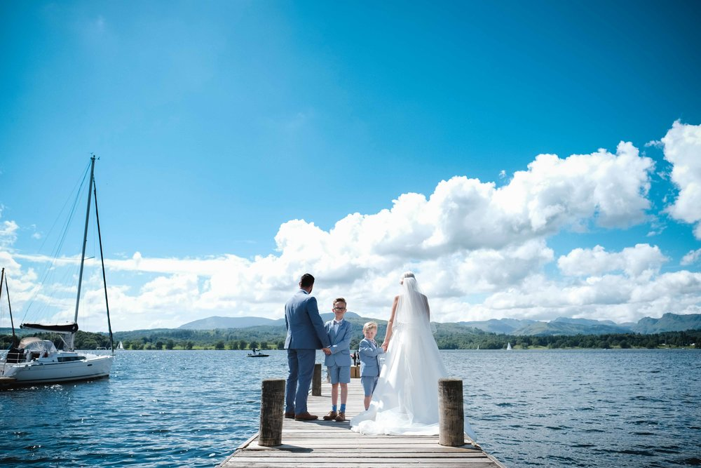 Lauren and Andrew - Low Wood Bay, Lake District | Wedding